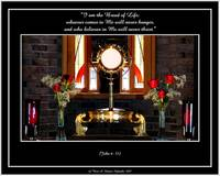 Eucharistic Lord (Faith-11v)