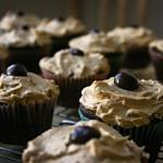"""Dark Chocolate Cupcakes..."" by whitneybee"