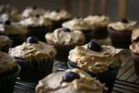Dark Chocolate Cupcakes...