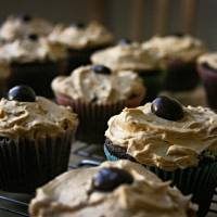 """Dark Chocolate Cupcakes"" by Whitney Brandt"