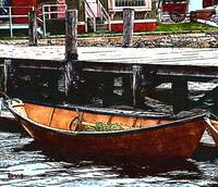 Nantucket Sleigh Ride Whaleboat