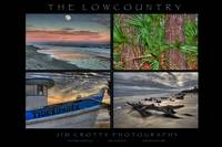 South Carolina Lowcountry Poster Print