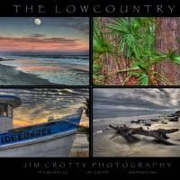 South Carolina Lowcountry Poster Print by Jim Crotty