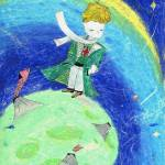 """""""the little prince"""" by jinart"""