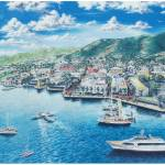 """Cristiansted, St. Croix, U.S. Virgin Islands"" by gwhittart"