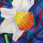"""White Daffodil"" by dpj"