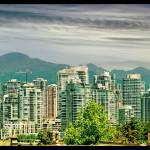 """Downtown Vancouver (West End)"" by talha"
