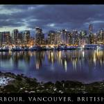 """Vancouver Skyline"" by talha"