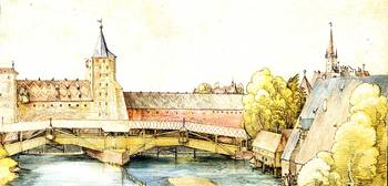 The Dry Bridge of Nuremberg