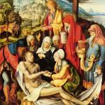 """""""Weeping of Christ for Albrecht Glimm"""" by ArtLoversOnline"""
