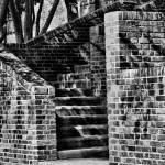 """Bricks and steps"" by Photopeb"