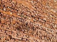 Antique Brick wall