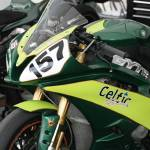 """celtic racing chaz davies"" by jrobb"