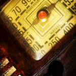 """Vintage radio"" by LeonaParadoxa"