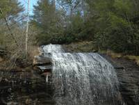 Falls in North Georgia