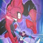 """Spiderman"" by CrystalWegner"