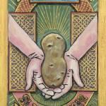 """Potato Savior (Práta Slánaitheoir)"" by Pegeen"