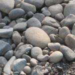 """River rocks at Salmon Creek in Washington"" by ZarahSolis"