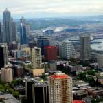 """""""Downtown Seattle"""" by ZarahSolis"""