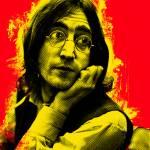 """""""John Lennon"""" by napkinart"""