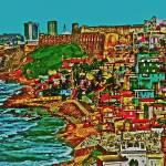 """Old San Juan Puerto Rico USA"" by PhotographsByCarolFAustin"