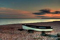 Bexhill-on-Sea HDR Sunset