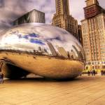 """Chicago Bean HDR"" by neilwoodfc"