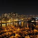 """Vancouver City By Night - Canada"" by samdcruz"