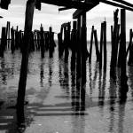 """Wharf BW 1"" by visionvideoproductions"