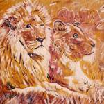 """Cathedral Lions"" by paullawrencecurtis"