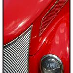 """Classic Car Red 07.14.07_233"" by paulhasara"