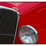 """Classic Car Red 07.14.07_321"" by paulhasara"