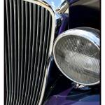 """Classic Car Purple 07.14.07_416"" by paulhasara"
