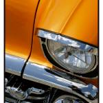 """Classic Car Orange 07.14.07_513"" by paulhasara"