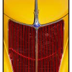 """Classic Car Yellow 07.14.07_829"" by paulhasara"