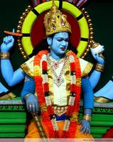 Krishna - The Blue God