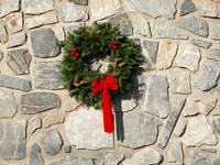 Christmas wreath 2