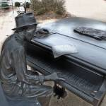 """Hoagy Carmichael On The Rocks"" by jasonmezera"