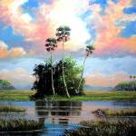 """Everglades Beauty"" by mazz"