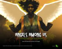 Angels Among Us POSTER