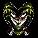 """Devil Fractal"" by raytracer"