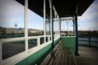 Postcard from Clevedon