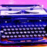 """Typewriter (2)"" by michaelmontesino"