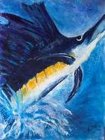 Jumping Sailfish