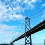 """The Bay Bridge"" by sherripaxton"
