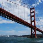 """The Golden Gate Bridge"" by sherripaxton"