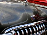 Buick Eight Front Detail