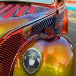 """Color Changing Hotrod"" by janesclassiccarphotos"