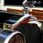 """Packard with Motometer"" by janesclassiccarphotos"