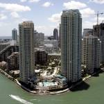 """Miami Aerial"" by ArtFocus"